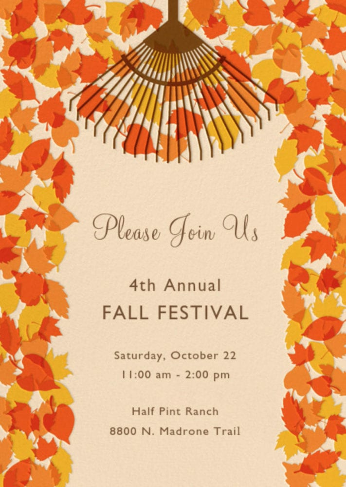 4th Annual Fall Festival, 10-22-2016