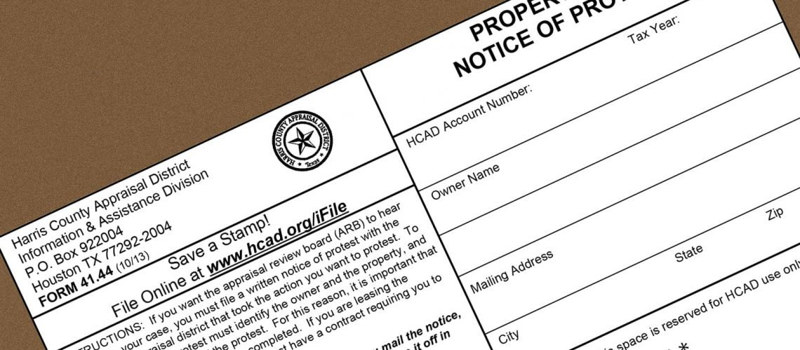 Protesting Your Taxes | The Oldham Group