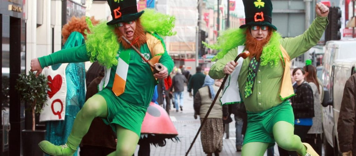 There's More to St. Patty's Day Than Green Attire, Shamrocks and Beer. Who Knew?