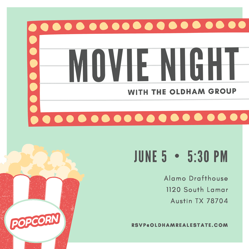 Movie Night 06/05/18 @Alamo South Lamar