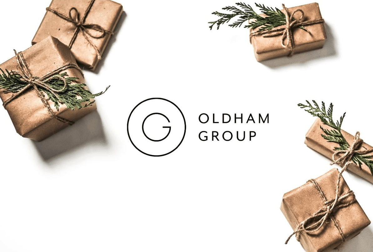 Oldham Group Gifts
